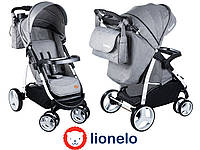 Прогулянкова коляска Lionelo Elise (колір - grey)