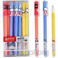 """Ручка """"пиши-стирай"""" """"Супер-герои"""" синяя (GP-3228), фото 1"""