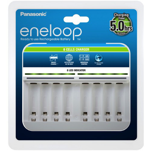 Зарядное устройство Panasonic BQ-CC63 (Advanced charger)