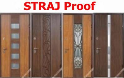 Двери входные STRAJ Proof уличные