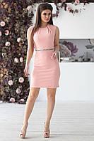 Шикарное коктейльное платье с открытой спиной