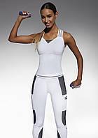 Спортивный женский топ BasBlack Passion-top 50 (original), майка для бега, фитнеса, спортзала
