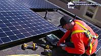 Шеф-монтаж сонячної електростанції