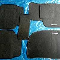 Автомобильные текстильные ворс коврики Chevrolet Lacetti Aveo Zaz Vida Авео