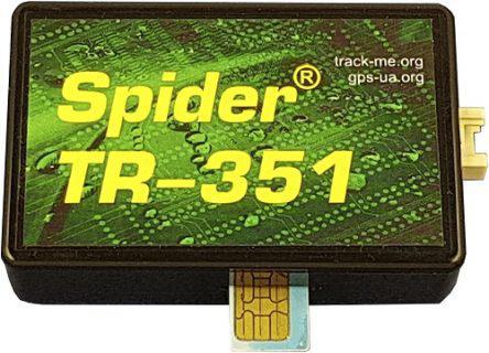 GPS Трекер SPIDER ® TR-351 (1600 мАч)