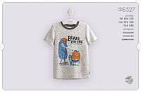 Летняя футболка для мальчика. ФБ 527