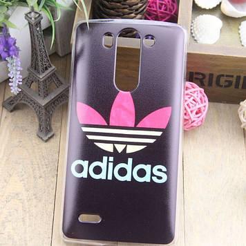 "LG G3S mini D724 dual бампер чехол накладка панель для телефона  "" COOL TIME """