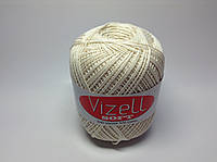 Пряжа soft Vizell (хлопок 50%, вискоза 50%)