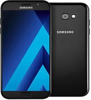 Смартфон Samsung Galaxy A7 2017 Black 3 мес.
