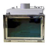 Каминная топка Жарко Aqua-750 N 09 кВт (СЗТ) +(P)
