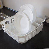 Сушка для столовой посуды Essentialis Curver