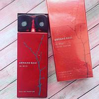 Парфюмированная вода Armand Basi In Red Eau de Parfum EDP 100 мл (Бельгия, Европа 🇪🇺)