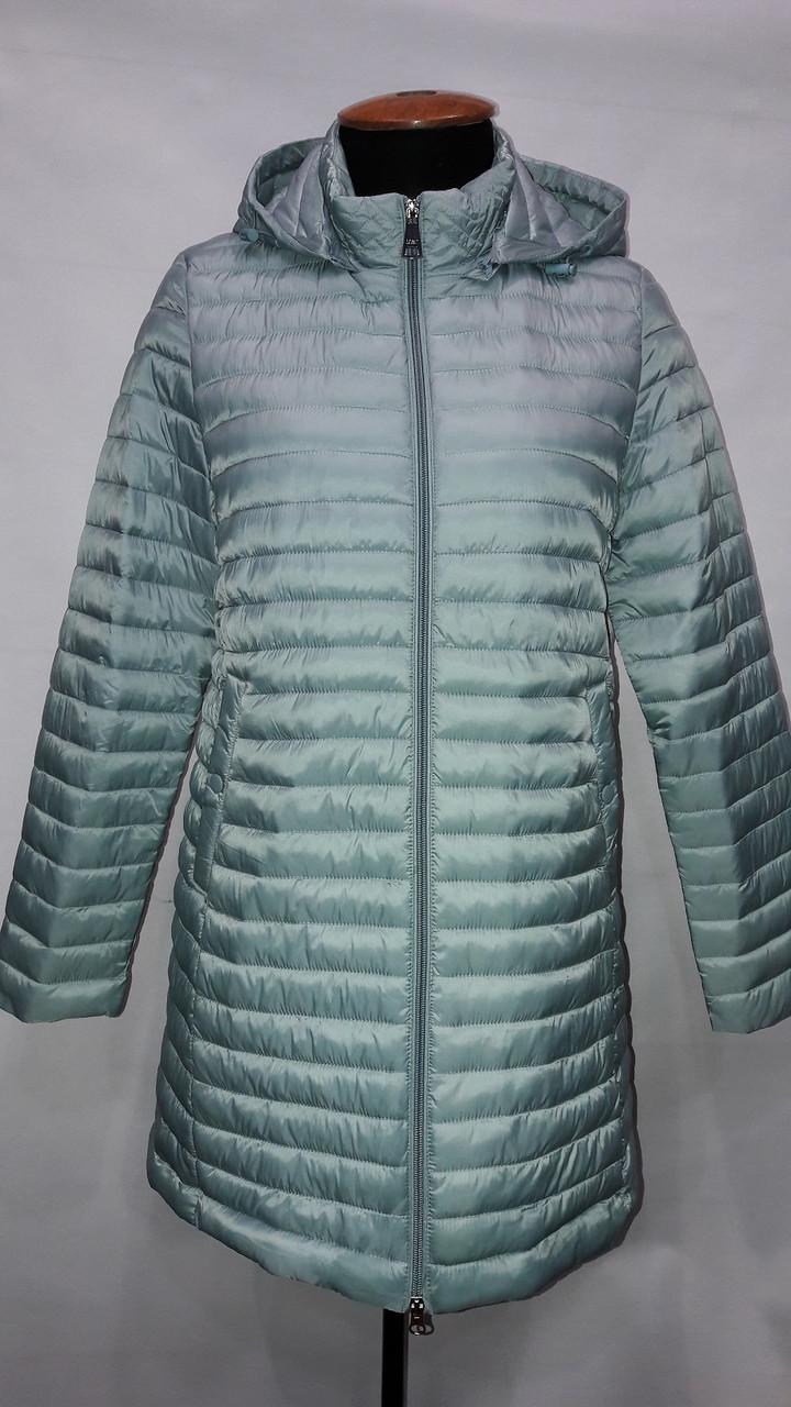 """""""Яблоко""""-демисезонная куртка 8065 В голубой"""