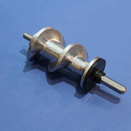 Шнек для мясорубки Moulinex SS-989487 с уплотнительным кольцом, фото 2