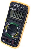 Мультиметр DT-9205A (тестер)