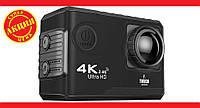 Action Camera F100B WiFi 4K сенсорный экран, фото 1