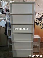 Стеллаж, шкаф, напольный. Модель А151 белый, фото 1
