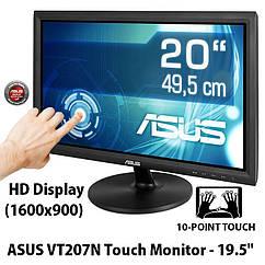 "Монитор 19.5"" Asus VT207N Сенсорный 1600 х 900 TN+film ""Over-Stock"""