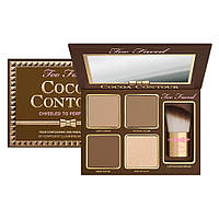 Набор для цветокоррекции лица Too Faced Cocoa Contour  , фото 1