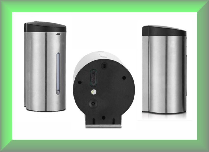 Дозатор жидкого мыла сенсорный 0,7л SDA 700S GATTO