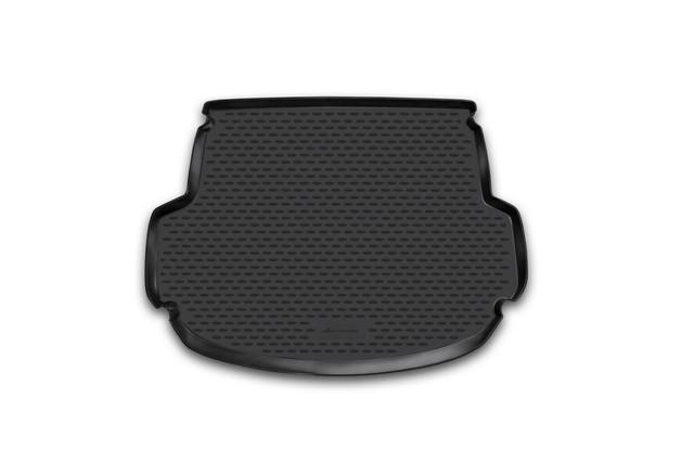 Полиуретановые коврики в багажник Новлайн