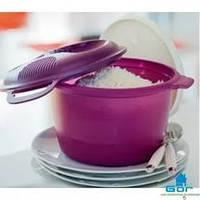 Рисоварка 2.2л для СВЧ в фиолетовом цвете Tupperware