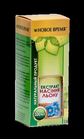 Экстракт семян льна, 100 мл-при бронхиальной астме и воспалительных заболеваниях верхних дыхательных путей