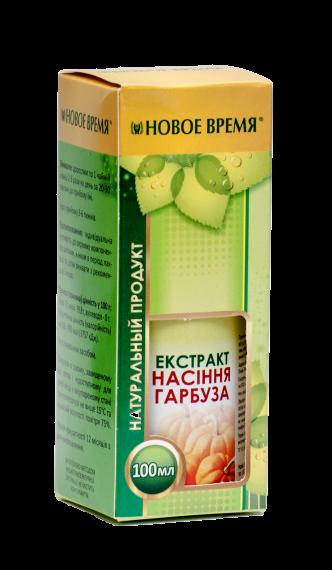 Экстракт семян тыквы, 100 мл-гастриты, дуодениты, энтериты, колиты
