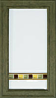 Мебельный фасад из профиля AGT KS02-Y цвет 281