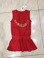 Сарафан для девочки размер 110-116
