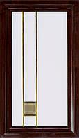 Мебельный фасад из профиля AGT 1032 цвет 617