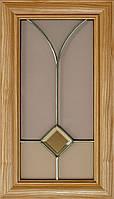 Мебельный фасад из профиля AGT 1035 цвет 270