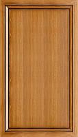 Мебельный фасад из профиля AGT 1029 цвет 280 патина черная