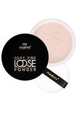 Пудра для лица Malva Cosmetics Silky Fine Loose Pouder PM2503