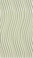 Мебельный фасад из МДФ крашеный, 3D волна