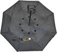 Зонт Трость мужская черная двойная авт.