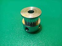 Зубчатый ролик, шкив ремня GT2 5мм 20 зубов для 3D-принтера