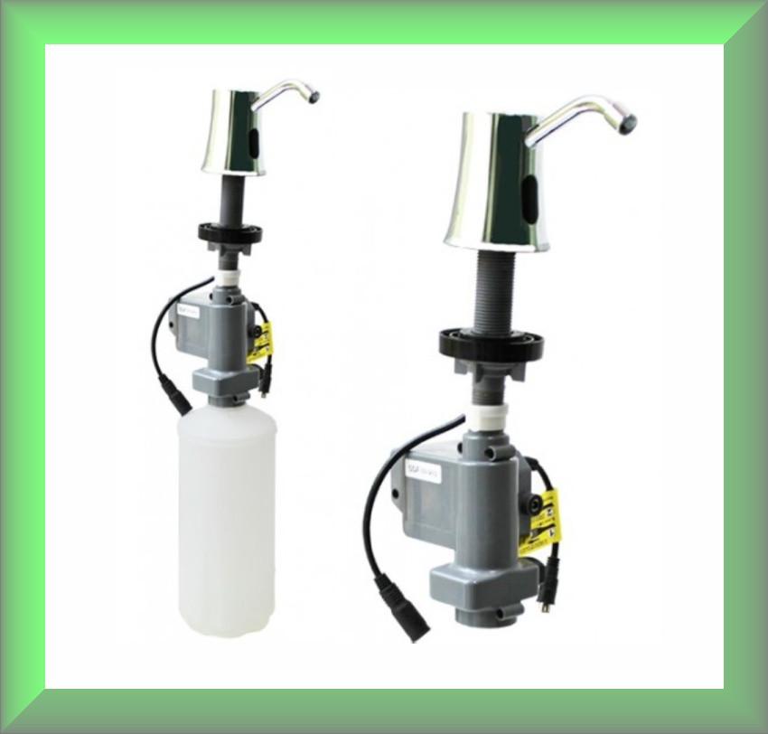 Дозатор жидкого мыла сенсорный встраиваемый 1,6л SDA 1600