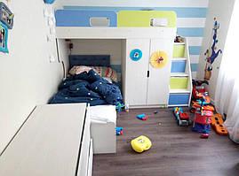"""Детская кровать-чердак """"Рио"""""""