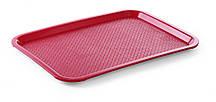 Поднос из полипропилена красный Hendi 878910