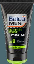 Гель для стайлінгу BALEA men maximum power