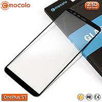 Защитное стекло Mocolo OnePlus 5T Full cover (Black), фото 1