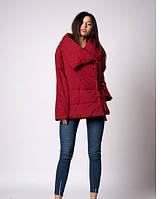 Женская демисезонная куртка-одеяло