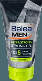 Гель для стайлінгу BALEA men Ultra strong