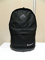 Рюкзак большой с кожаным дном найк