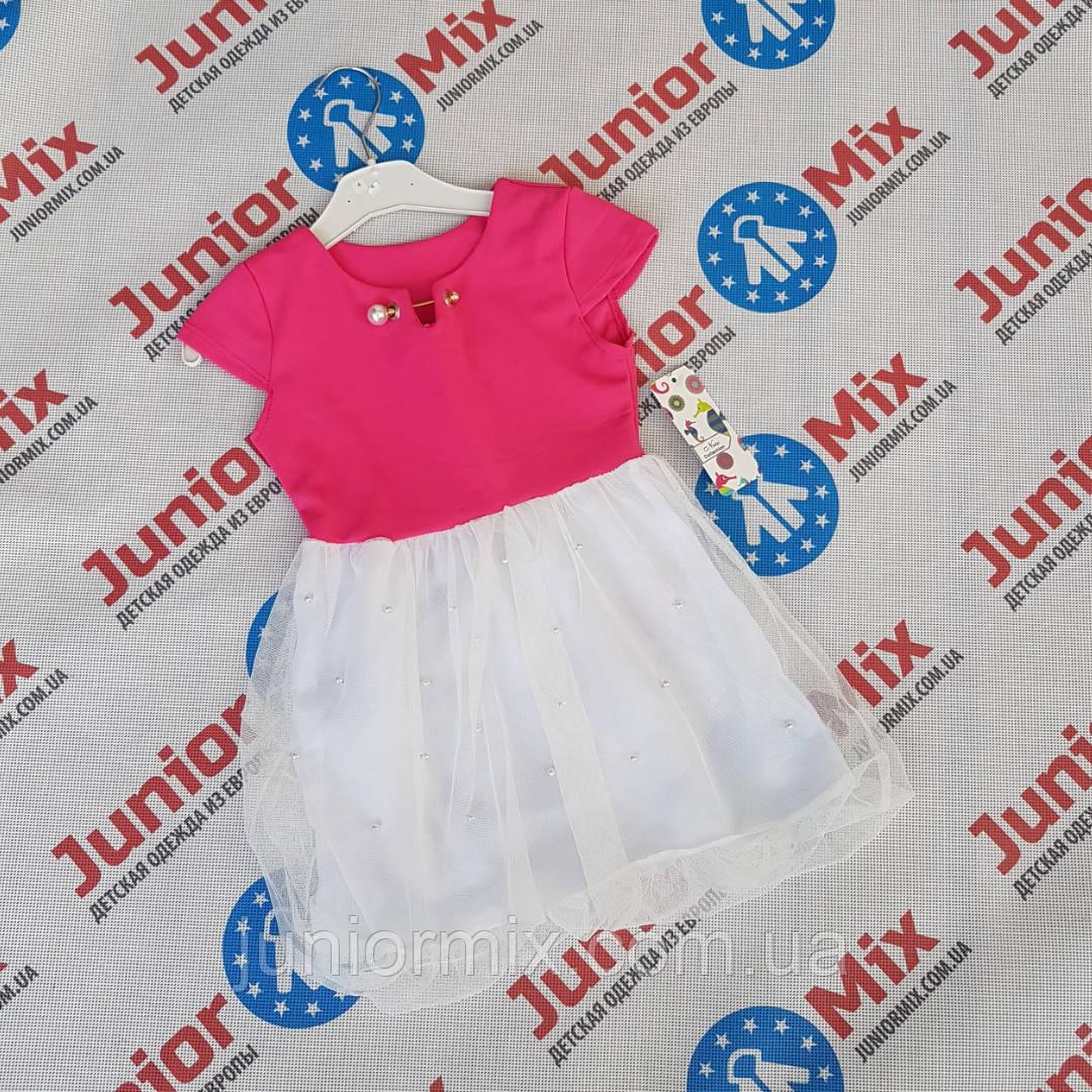 Детские модные платья для девочек оптом    ИТАЛИЯ