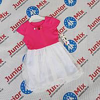 Детские модные платья для девочек оптом    ИТАЛИЯ, фото 1