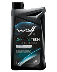 WOLF OFFICIALTECH ATF LIFE PROTECT 6 1л
