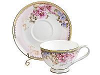 """Фарфоровый чайный набор на 6 персон """"Джессика"""" 264-632, фото 1"""