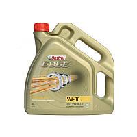 CASTROL EDGE 5W-30 LL, 4л  синтетическое моторное масло